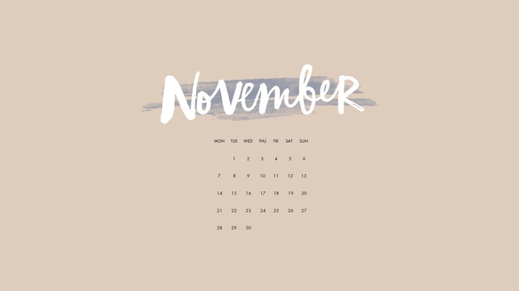 flk november calendar 2016 01 1024x576 - Как сделать календарь