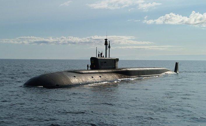 podlodka - 14 российских моряков погибли во время пожара на секретной подводной лодке